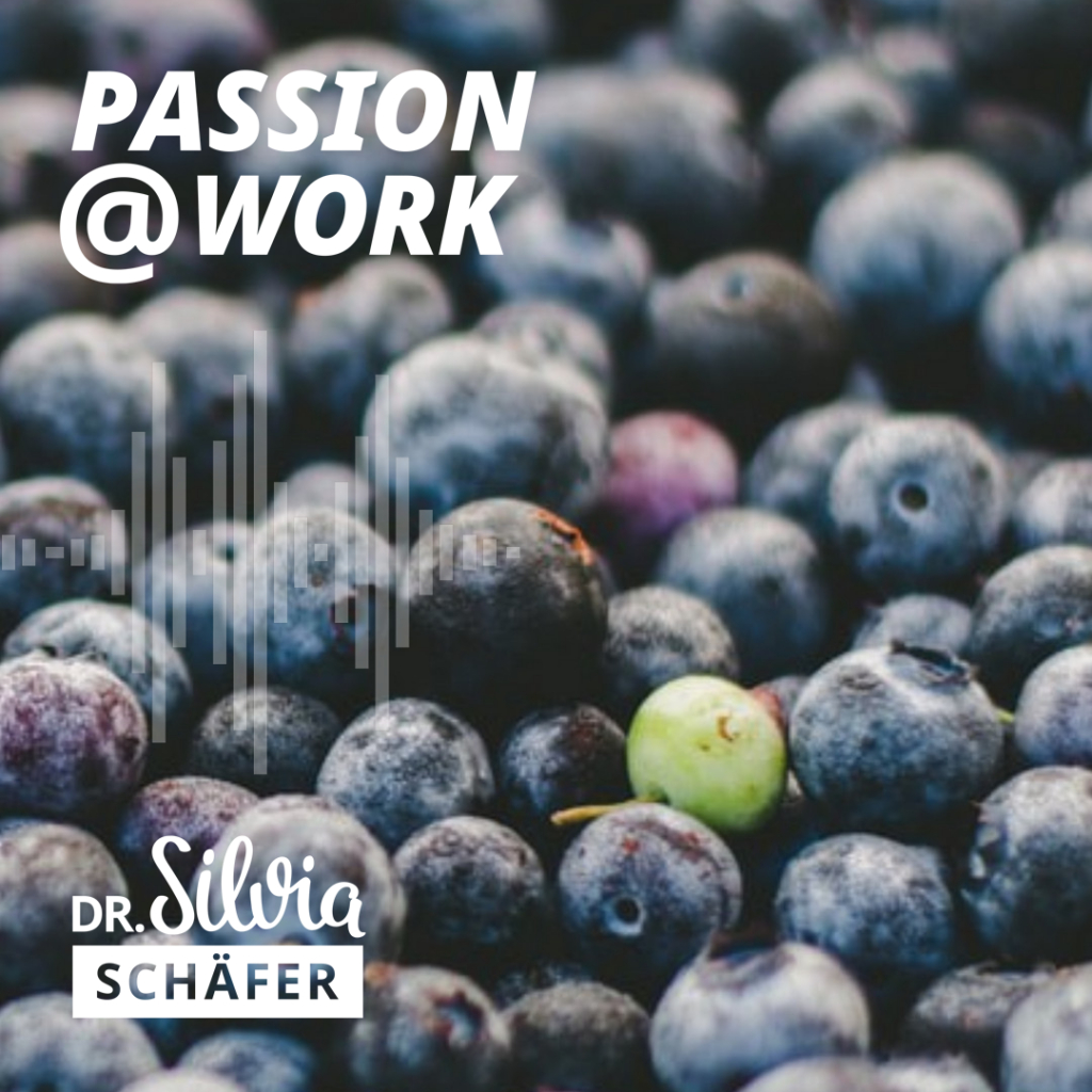 passion@work podcast episode 001 - Ich bin ich
