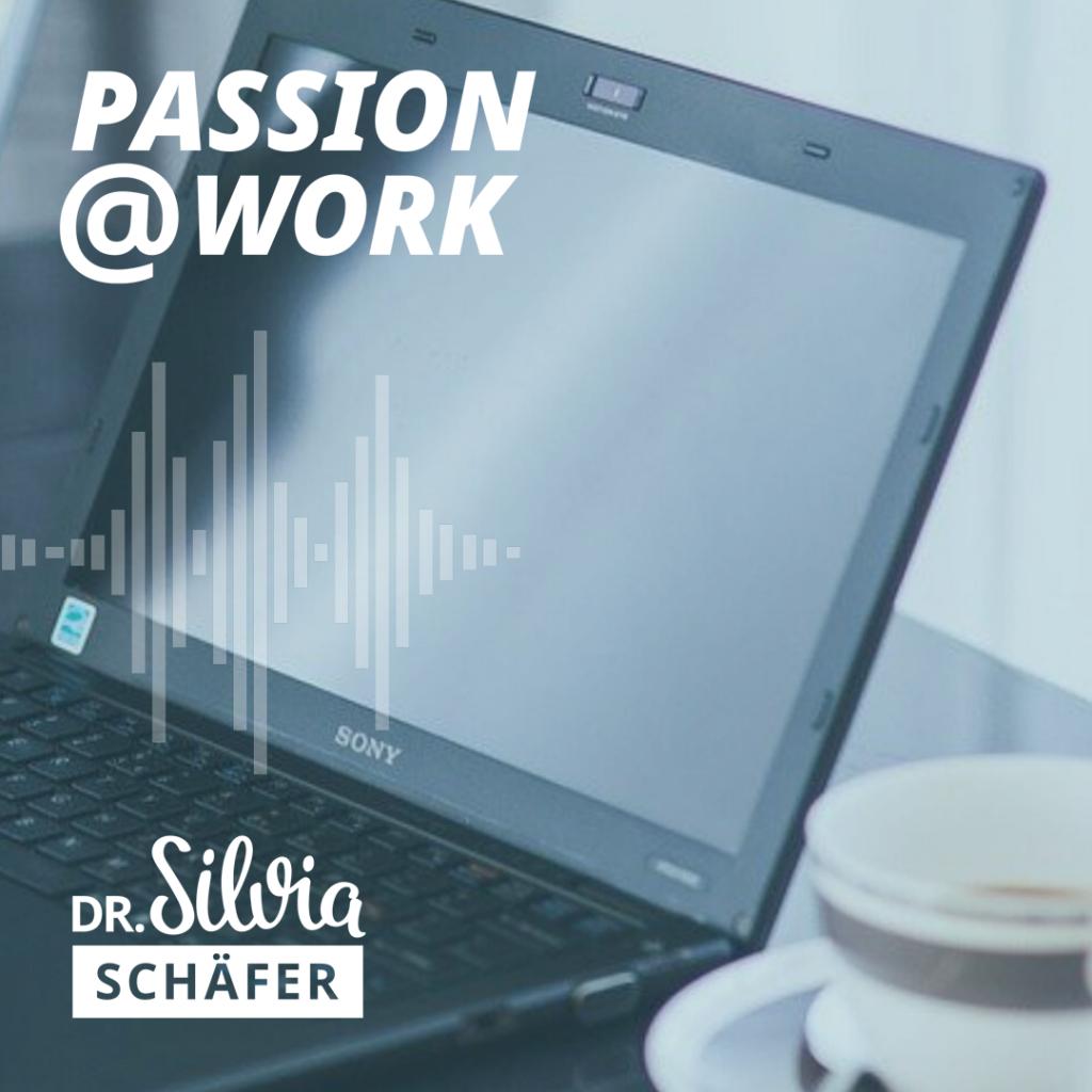 passion@work podcast cover sichtbarkeit im homeoffice