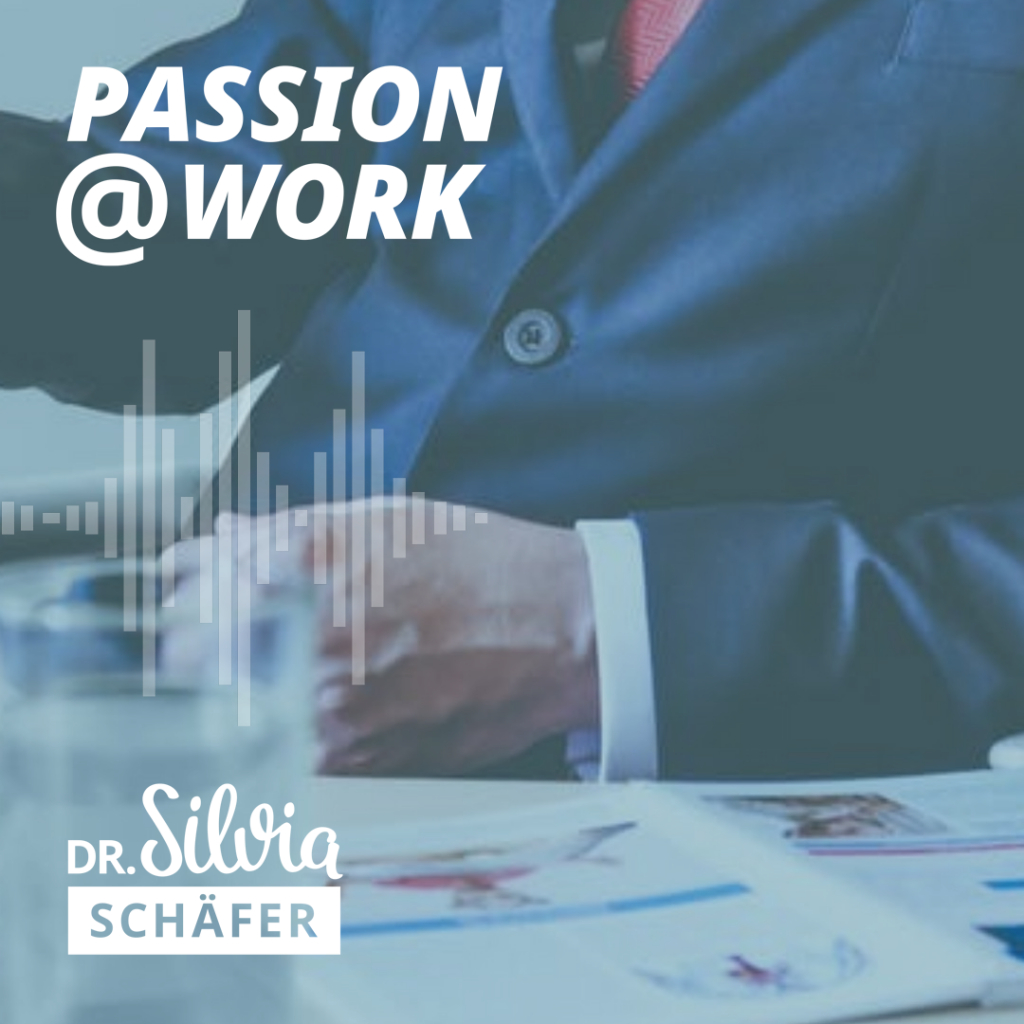 Beitragsbild zu Episode 006 im Passion at work Podcast