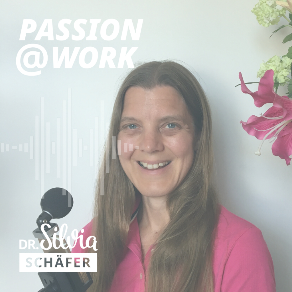 passion at work podcast cover episode 010 sommerpause