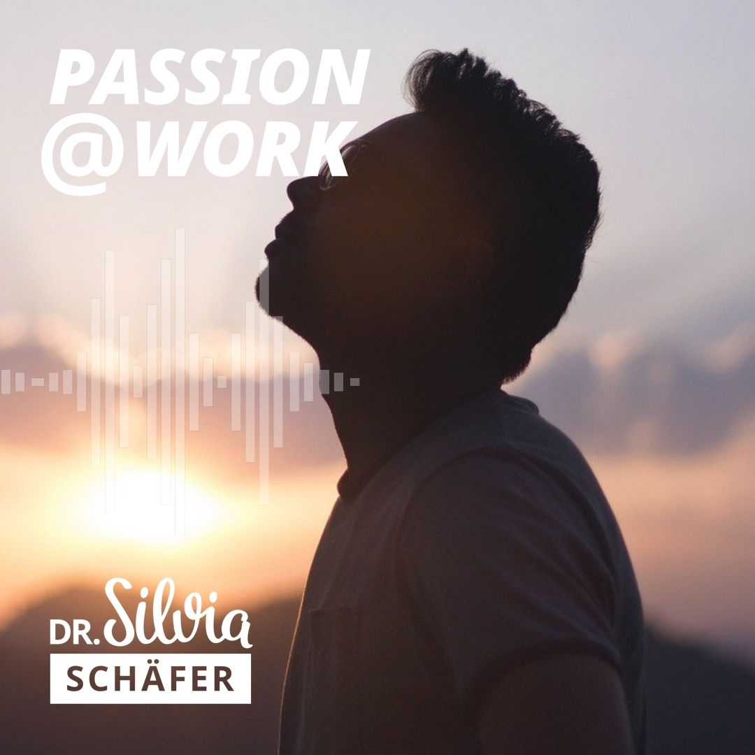 Passion@work cover 019 hoer auf zu gruebeln mit heike bollmann