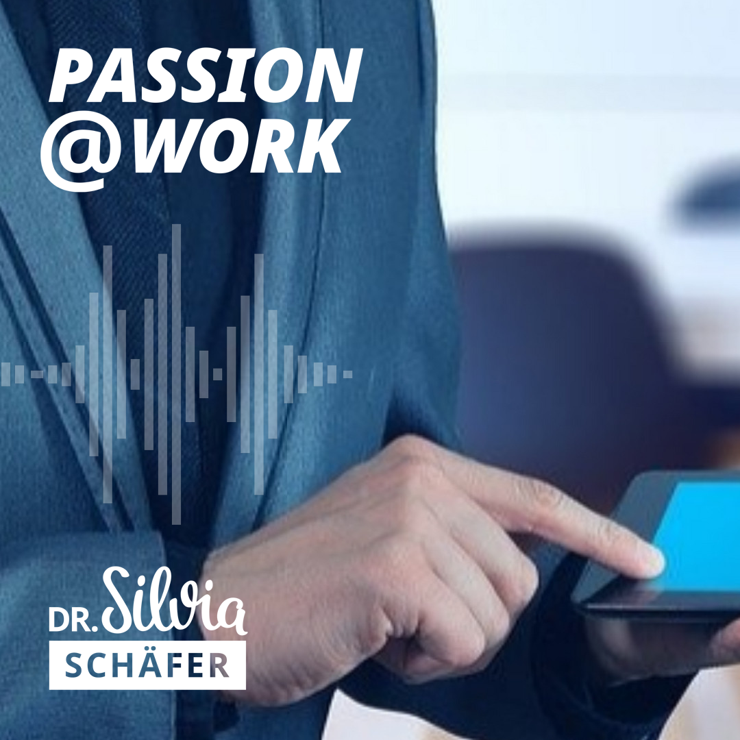 041 vertrauen mit marketing passion at work podcast silvia schäfer